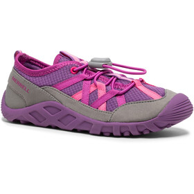 Merrell Hydro Lagoon Shoes Kids, grey berry
